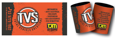 Total Vehicle Solutions stubby holders